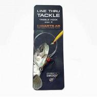 Darts Line Thru Tackle - Trekrok 4