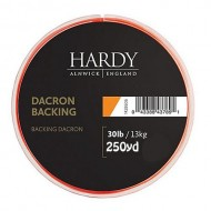 Hardy Backing 30lb 250y Orange