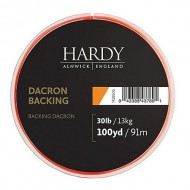 Hardy Backing 30lb 100y Orange