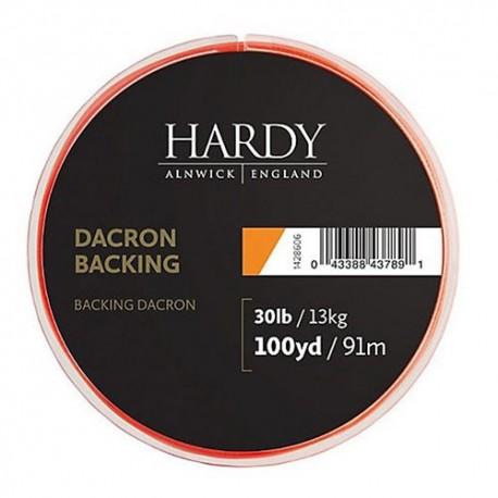 Hardy Backing 30lb 100y Orange