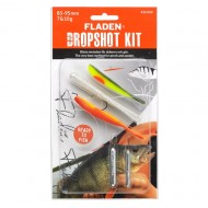 Dropshot-set trepack 85-95 mm komplett