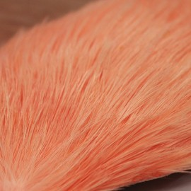 Whiting Spey Cape Bronze - Salmon Pink