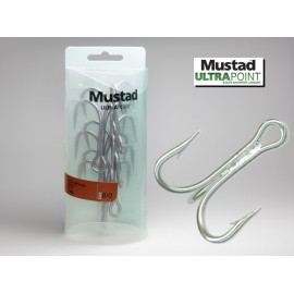 Mustad Ultrapoint TS90Z Treble Hook 6Pack