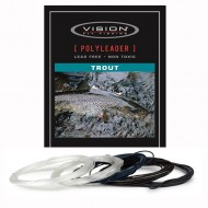Vision Polyleader Trout 6ft / 0.30mm / 7kg