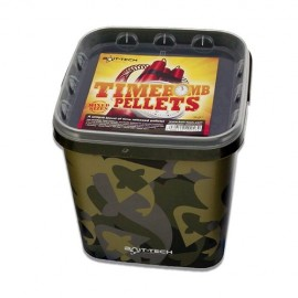 Bait Tech Time Bomb Pellets 3kg