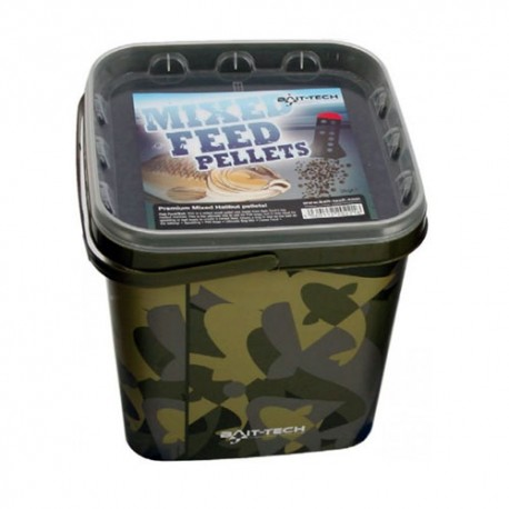 Bait Tech Mixed Feed Pellet 3kg