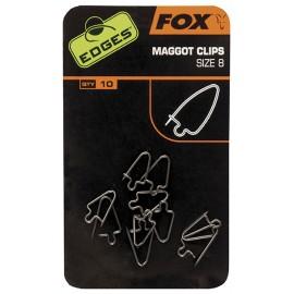 Fox Edge Maggot Clips
