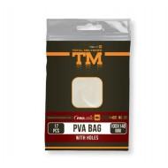 PL TM PVA Bag W/Holes 18pcs 80X125mm