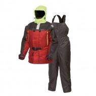 Guardian 2pcs Flotation Suit  Red/Stormy