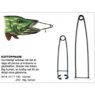 Darts Käftöppnare Human -19cm