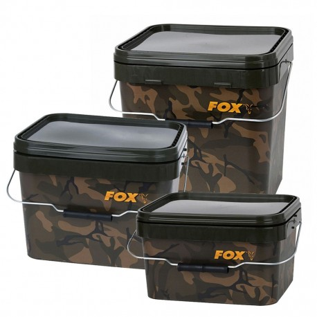Fox Camo Square bucket