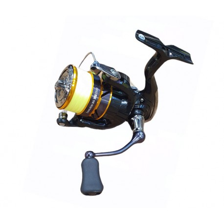 Daiwa Samurai Black Gold LT 2500 Ink. JB4 0,19m
