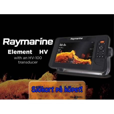Element 7 HV inklusive HV-100 transducer