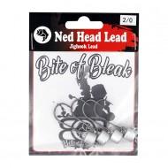 Bite of Bleak Lead Ned Head Silver 4-pack