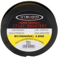 Vision Catapult Running Line 50lb/100m