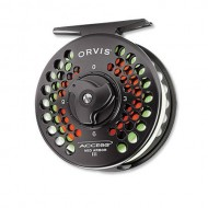 ORVIS Access Mid Arbor Flugrulle Black