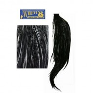 Whiting High &  Dry Hackle 1/2 Cape- Black