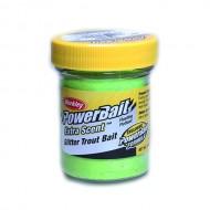 Glitter Trout Bait 50g Chartreuse
