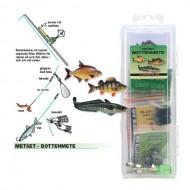 Darts METSET-Bottenmete