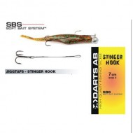 STINGER HOOK- 9cm 8