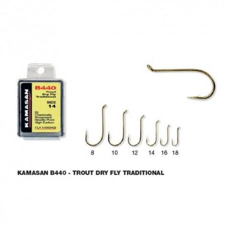 KAMASAN B440 - DRY FLY TRADITIONAL