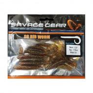 Savage Gear LB Rib Worm 90mm 10pack