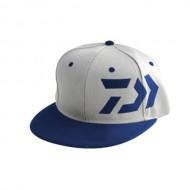 SNAPBACK CAP - WHITE/BLUE