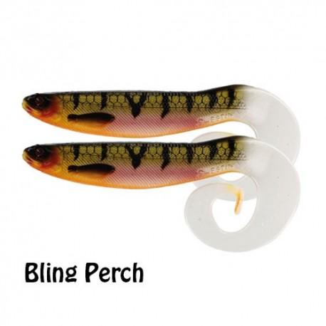 Westin CurlTeez 8,5 cm 6 g 2-pack
