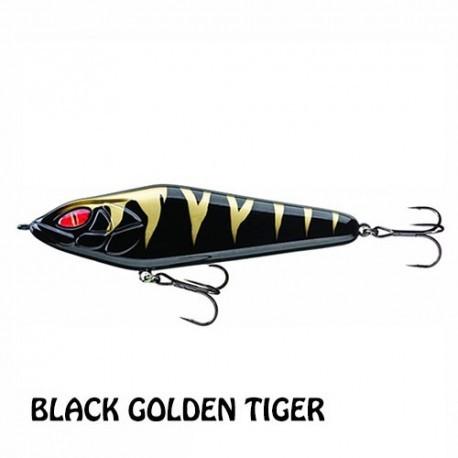 LAZY JERK BLACK GOLDEN TIGER