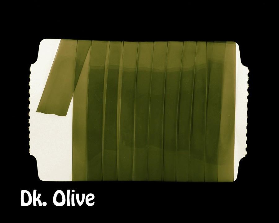 STRETCH GLASS Dk. Olive
