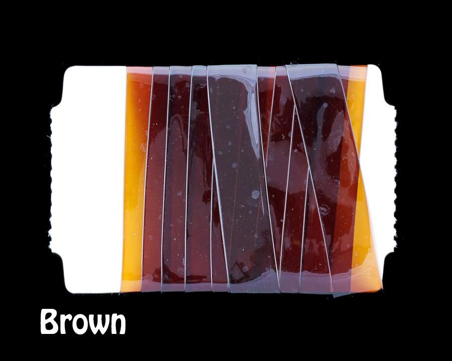 STRETCH GLASS Brown