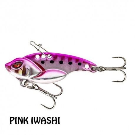 Metal VIB PINK IWASHI