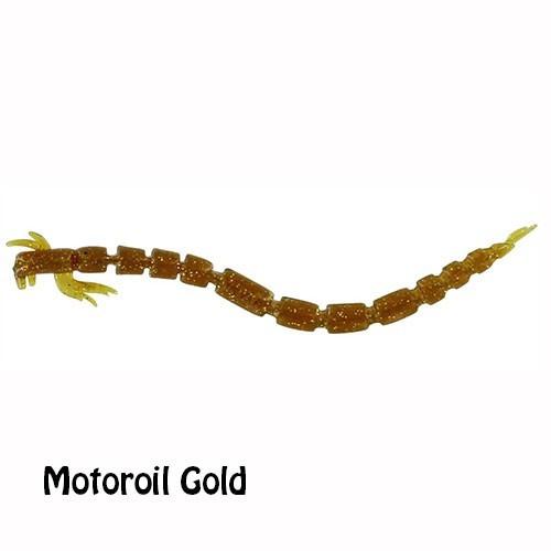 BloodTeez Worm Motoroil Gold