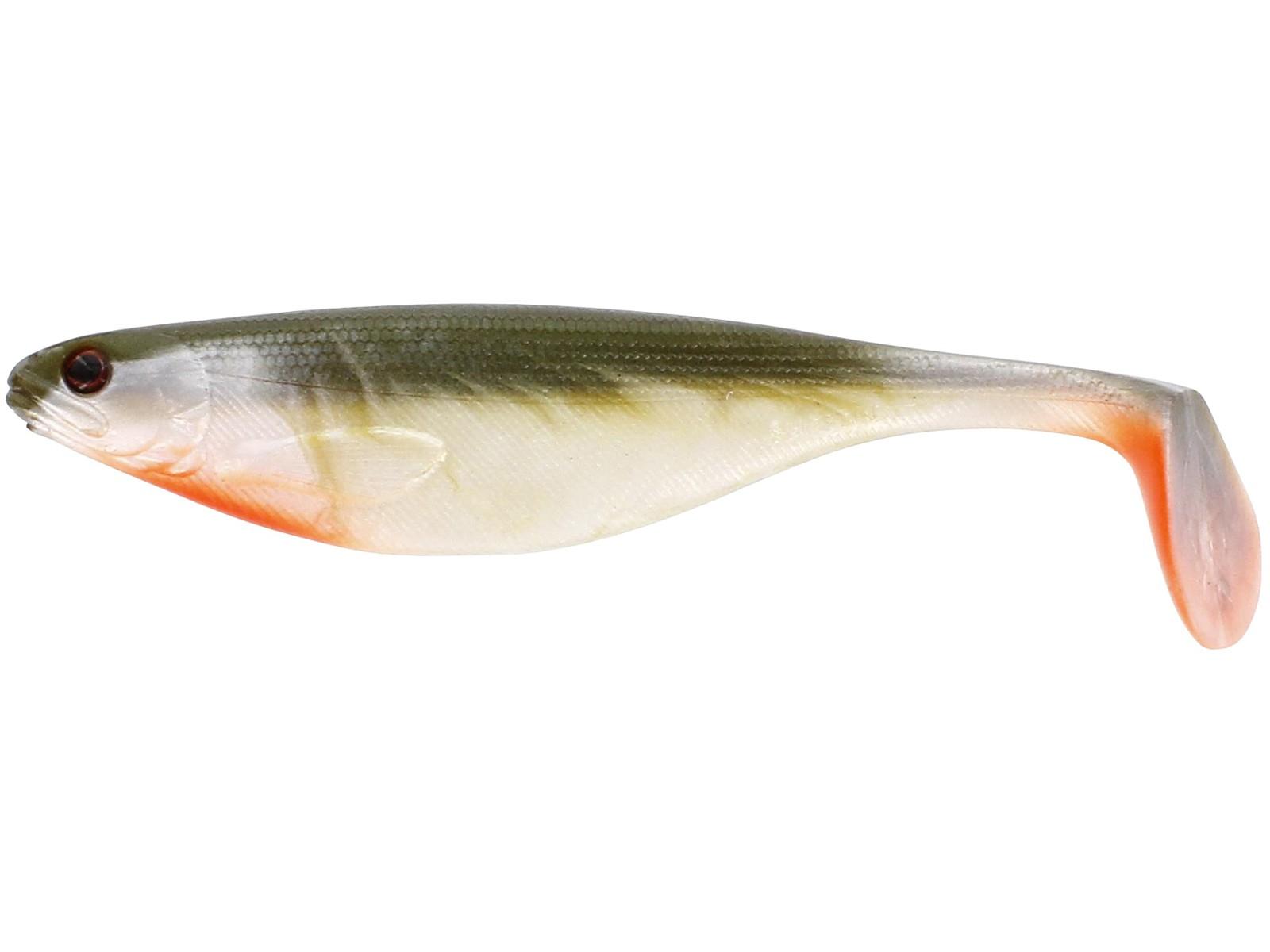 ShadTeez Bass Orange