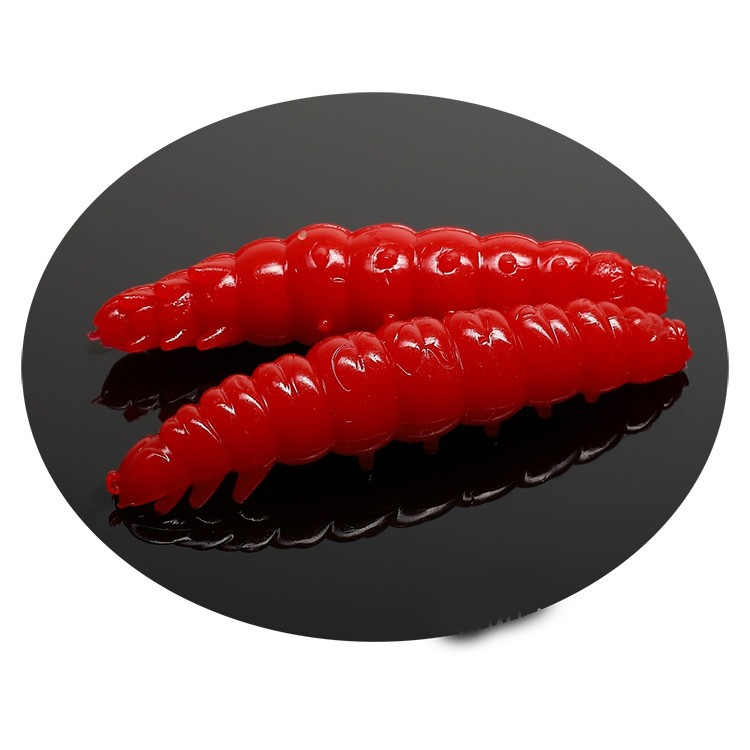 LARVA red