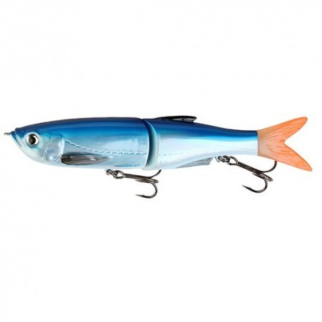 Bleak Glide Swimmer Blue Back