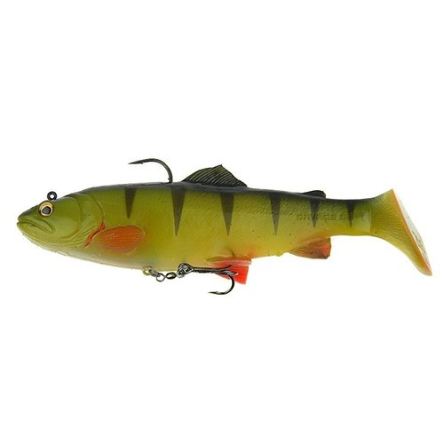 3D Trout Rattle Shad Perch